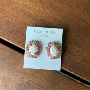 Kate Spade Earrings - never been worn